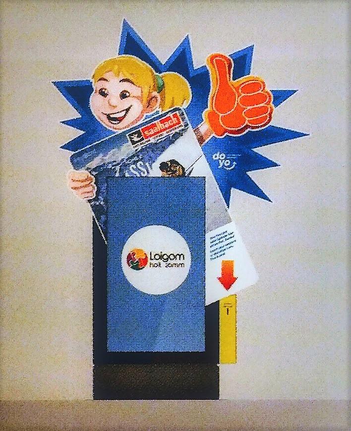 Doyo Spenden Box